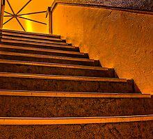 Mordialloc Rotunda Staircase by Jason Green