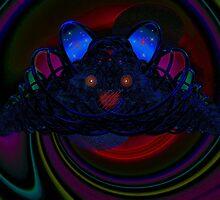 Space Bat by Elaine Game