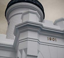 Vigilant - Byron Bay Lighthouse by Colin Chang