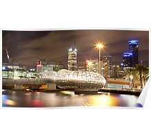 Docklands Tunnel Poster