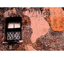 Nobody's Home - Rocks Sydney Photographic Print