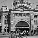 Flinders Street Station, Melbourne by Martyn Baker | Martyn Baker Photography