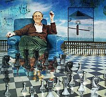 The Day I Beat Duchamp at Chess by VenusOak