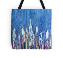 Underwater Night Garden Series Tote Bag