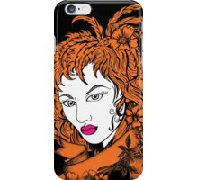 Woman of my love Design t-shirt iPhone Case/Skin