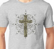 Cross Design T-Shirt Unisex T-Shirt