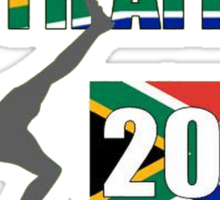South Africa - 2010 World Cup T-Shirts Sticker