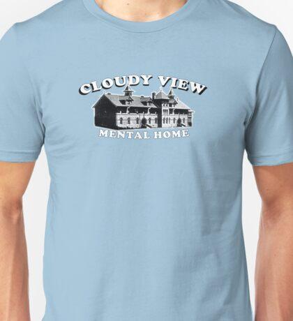 CLOUDY VIEW Unisex T-Shirt