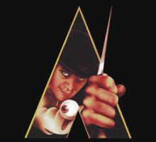 Clockwork Orange Stanley Kubrick by ayata