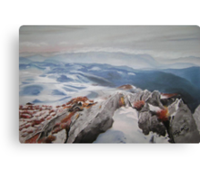 My Mountain Canvas Print