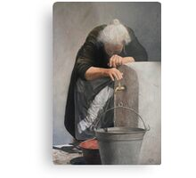 She, the power and the life Metal Print