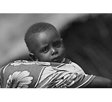 Baby - born to dance - Kenya Photographic Print