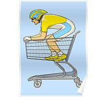 Retail Racer Poster