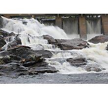 Bracebridge Falls Photographic Print