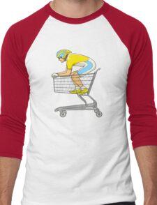 Retail Racer Men's Baseball ¾ T-Shirt