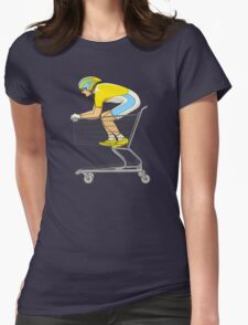 Retail Racer Womens Fitted T-Shirt