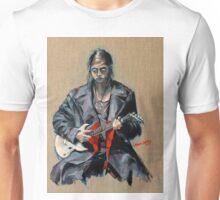 Liam. Oil on linen on wood panel 2015© Unisex T-Shirt