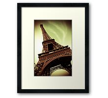An Awesome Tower Framed Print
