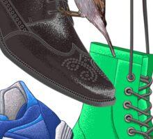 Shoe House Variation Sticker