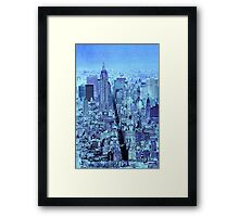 new amsterdam blues Framed Print