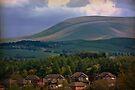 Lovely Lancashire landscape by inkedsandra