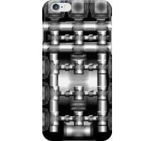 Cradox Artisanal 2015 Silver Ship iPhone Case/Skin