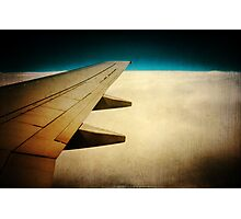 Wing Photographic Print