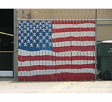 Patriotism III Photographic Print