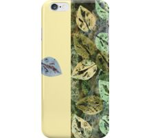 Rustling Music 5  iPhone Case/Skin