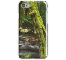 Old Myrtle Beech by Taggerty River (2) iPhone Case/Skin
