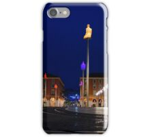 Nice, France - Place Massena Blue Hour  iPhone Case/Skin