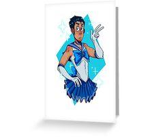 sailor jaime! Greeting Card