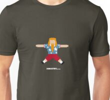 Foot-T 'Ginger beard' Unisex T-Shirt