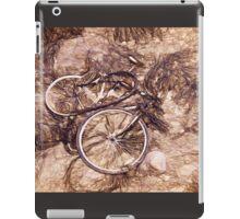 Abandoned Bike - Impressions iPad Case/Skin
