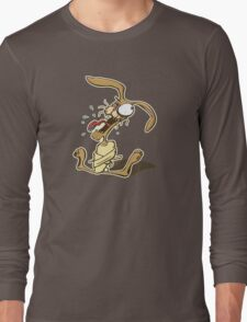 The March Hare Gets Help Long Sleeve T-Shirt