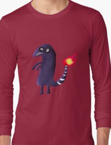 Charmander Tattoo Design Long Sleeve T-Shirt