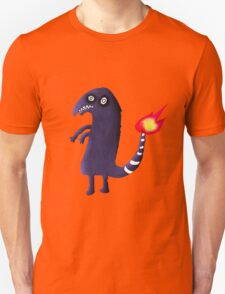Charmander Tattoo Design Unisex T-Shirt