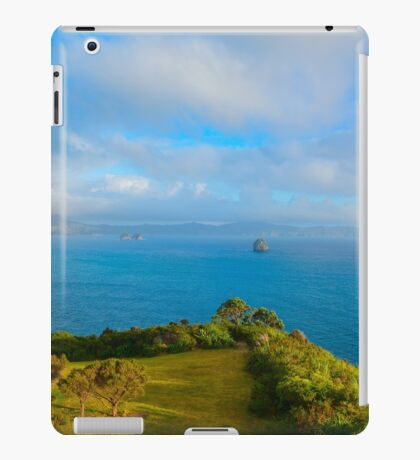 New Zealand - North islands iPad Case/Skin
