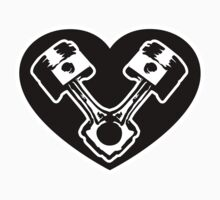 Piston Heart by shpshift