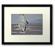 Fleetwood Fun. Framed Print