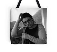 Teenage Years Tote Bag