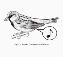 Passer Domesticus Inflatio One Piece - Long Sleeve