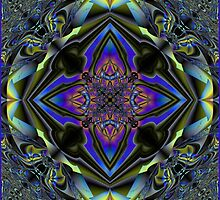 Center of Being 33 by Altered Squares