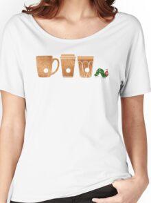The Very Awake Caterpillar Women's Relaxed Fit T-Shirt
