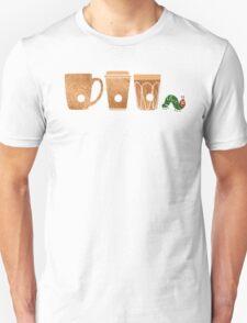 The Very Awake Caterpillar Unisex T-Shirt