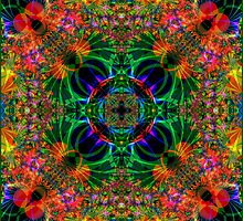Center of Being 39 by Altered Squares