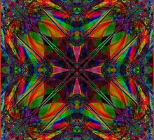 Center of Being 41 by Altered Squares