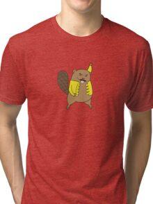 Beavers - Freddie Mercury Tri-blend T-Shirt