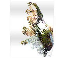 Elvira - Double exposure #2 Poster