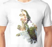 Elvira - Double exposure #2 Unisex T-Shirt